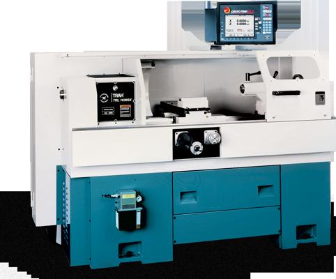 CNC Lathe ProtoTRAK TRL 1630SX