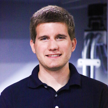 Ethan Bensley – Project Engineer