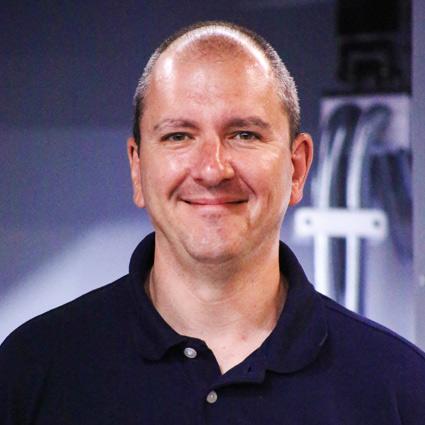 Jeff Burnham – Sales & Marketing Manager