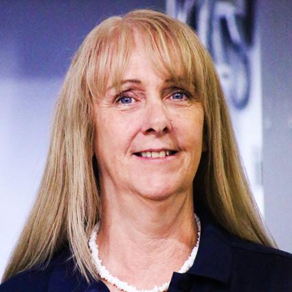 Jill Garr – Finance Manager