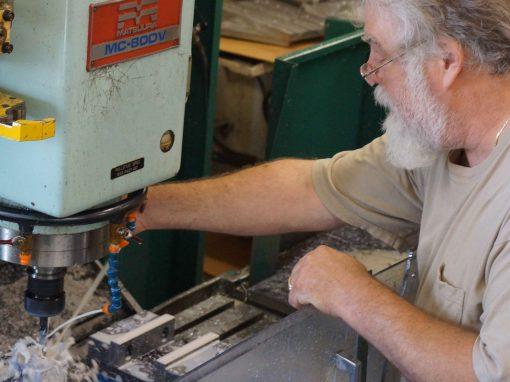 CNC machinists