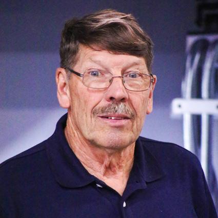 Allen Marsh – Vice President