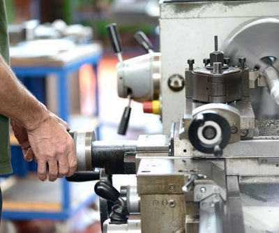 Manual Machining Capabilities